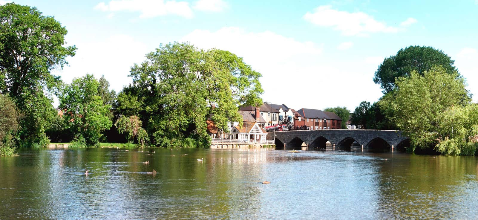 Fordingbridge River
